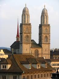 Polke_Grossmünster kerk